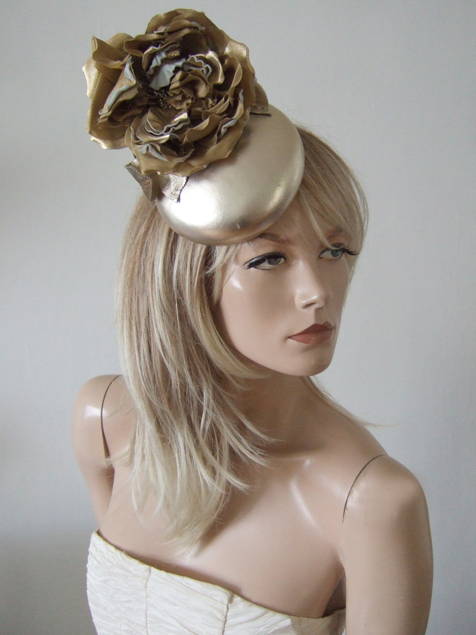 Probably the first and only Milliner many can name. Ever since the late  Isabella Blow 7b17c54210d