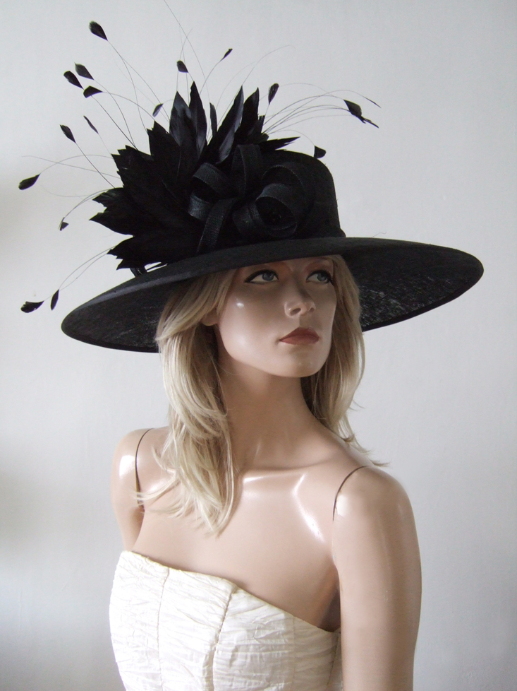 Black Formal Wedding Guest Hats 2020. Big Hats for Royal Ascot 2020. Big Black Royal Ascot Hats 2020, Formal Hat Hire 2020. Hat Hire Berkshire. Wedding guest hats 2020. Hats for Hire 2020. Ladies Wedding Hats 2020. Big Mother of the Bride Hats 2020. Royal Ascot Hat Rental 2020. Wedding Hats for Hire UK 2020. Hire Hats for Epsom Races 2020.