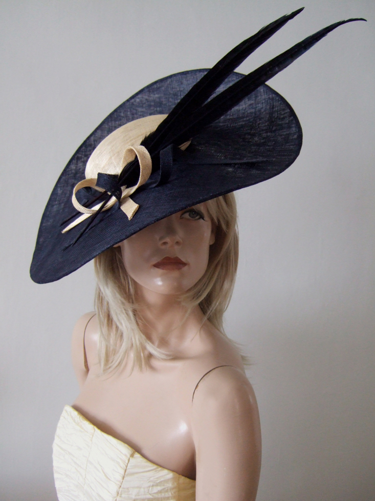 Navy for Royal Ascot 2020. Royal Ascot Hat Rental 2020. Hat Hire Berkshire. Navy Royal Ascot Hats 2020. Hats for Hire 2020. Navy Mother of the Bride Hat 2020. Royal Ascot Hat Rental 2020. Wedding Hats for Hire UK 2020. Hats for Cheltenham Races 2020. Hats for the Races 2020.