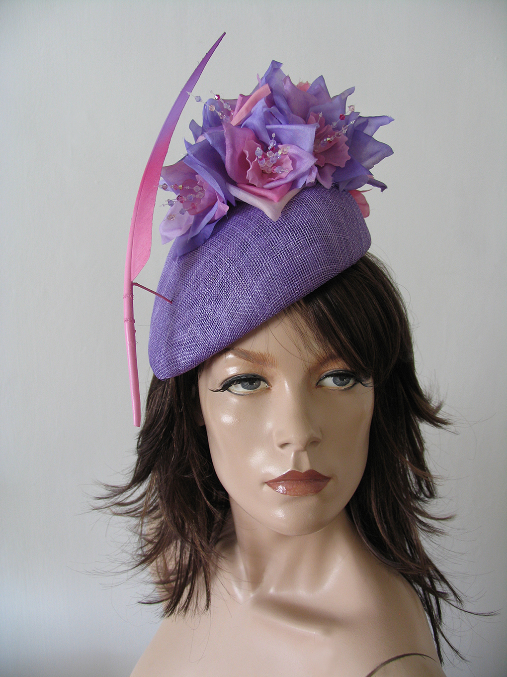 Lilac Hat for Royal Ascot 2020. Royal Ascot Hat Rental 2020. Hat Hire Berkshire. Best Royal Ascot Hats 2020. Lilac Wedding Hats for Hire 2020. Lilac Hats for Mother of the Bride 2020. Royal Ascot Hat Rental. Hats to wear with a Lilac dress. Formal Wedding Hats for Hire UK 2020. Amazing Hats for the Races 2020.