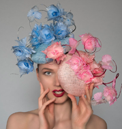 Designer Millinery Hats and Headpieces for Sale, Ascot