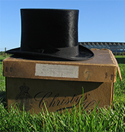Mens Top Hats for Ascot