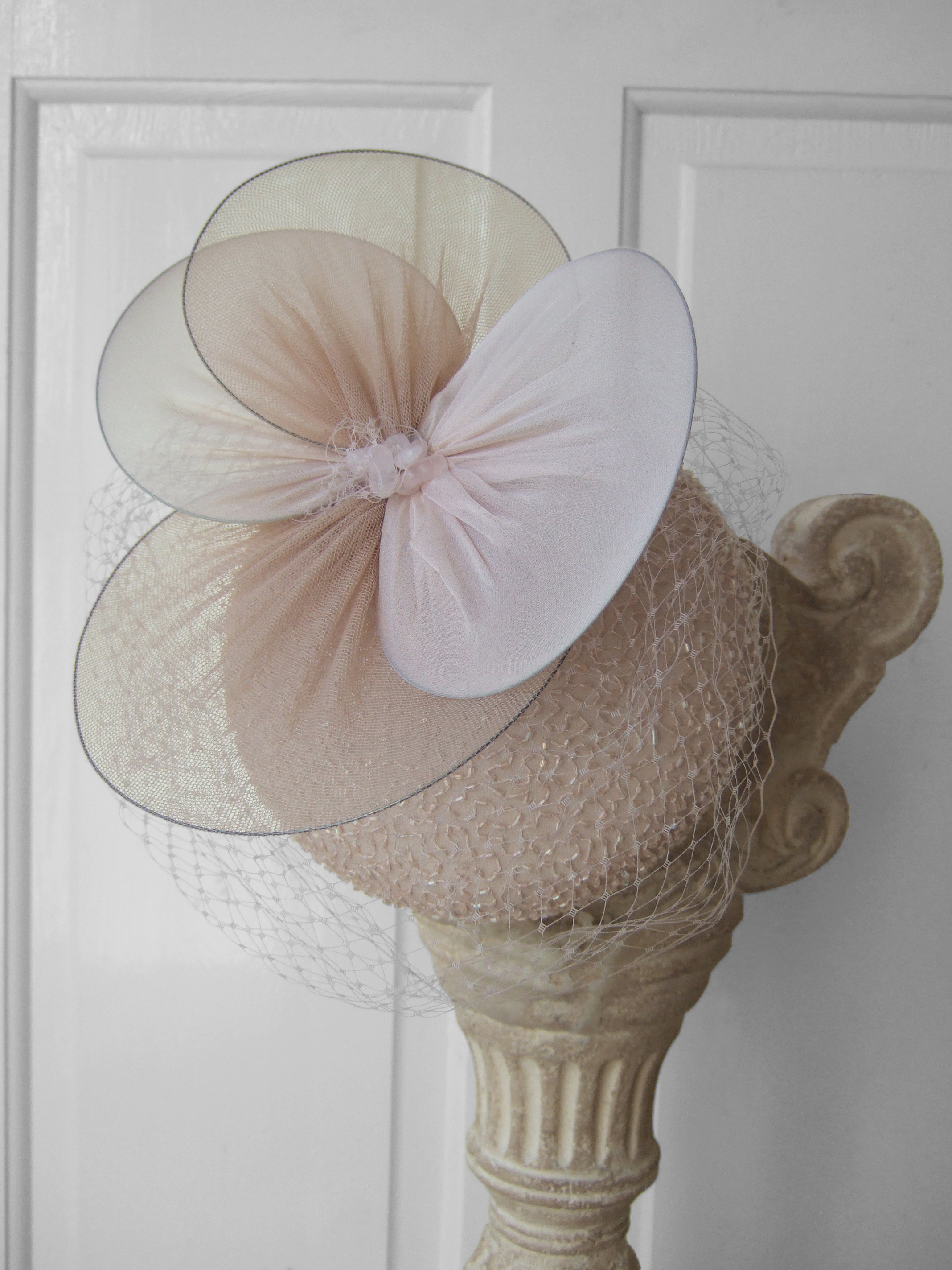 Jane Taylor Catherine Headpiece for Hire. As worn by Kate Meddleton at several events.