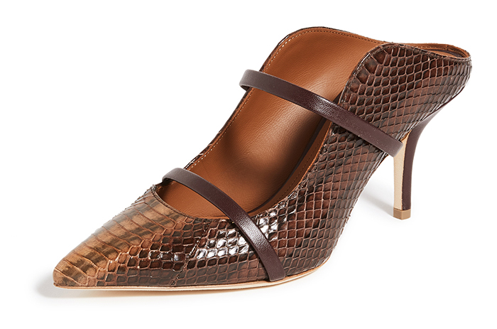 Brown Lizard colour shoes 2021. Malone Souliers Maureen Shoes 2021. Fashionable shoes to wear to the races 2021. Shoes to wear with a Beige colour dress. Royal Ascot outfit ideas 2021. Fashionable Mother of the bride shoes 2021.