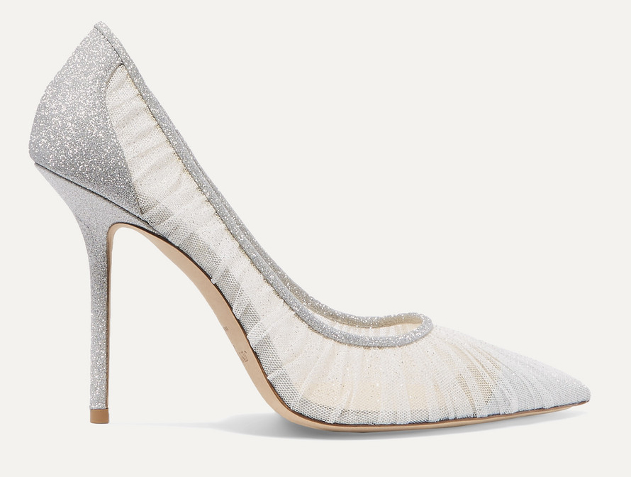 Jimmy Choo Silver Shoes. Jimmy Choo Silver Mother of the Bride Shoes 2021. Jimmy Choo Shoes 2021. Silver coloured shoes to wear to the races. Court Shoes Shoes for the Races. Shoes to wear with a Silver Dress. Silver Mother of the Bride Outfits 2021.