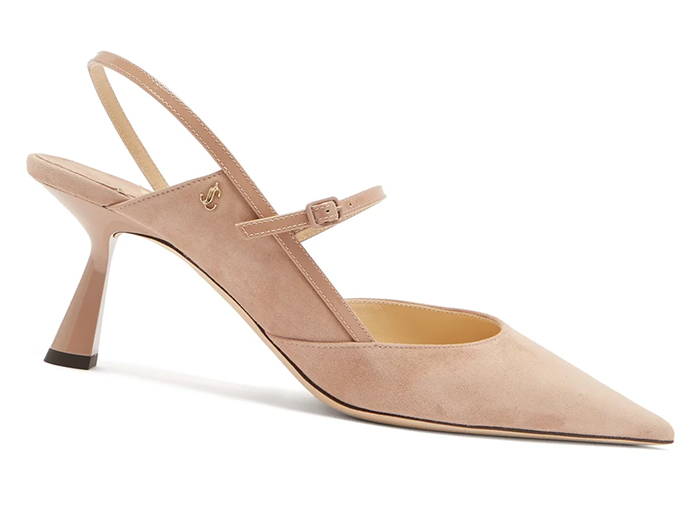 Jimmy Choo Ray 65 Shoes. Jimmy Choo Nude shoes 2021. Blush Pink Nude Mother of the Bride Court Shoes 2021. Shoes for Mother of the Bride 2021. Nude Blush Pink Shoes 2021. Nude shoes for the races. Nude court shoes 2021.