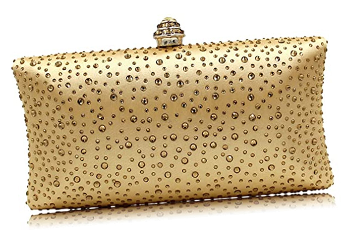 Gold Clutch Bag for Autumn Wedding Guests 2020. Gold Clutch Bag for Winter wedding Guest 2020. Bag to wear with a Gold Dress 2020. Gold Mother of the Bride Clutch Bag 2020. Gold Clutch Bag for the Races 2021. Gold Royal Ascot outfit ideas 2021. What to wear for Royal Ascot 2021.