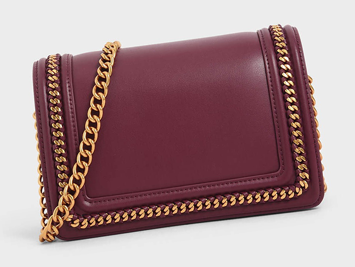 Burgundy bag for summer 2021. Burgundy bag to wear to the races. Burgundy bag to wear with a burgundy colour dress. Burgundy Royal Ascot outfit ideas 2021. Burgundy mother of the bride bag 2021.