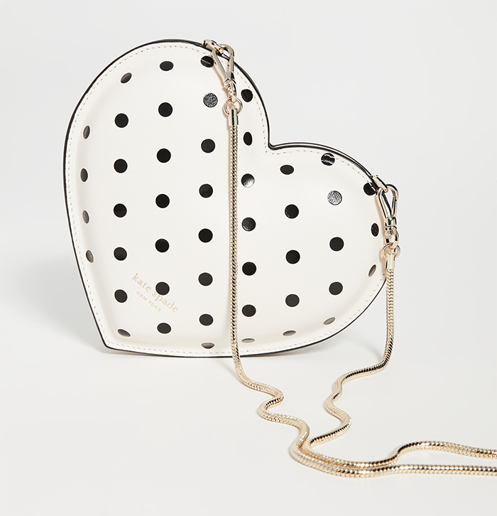Black and white bags for the races 2021. Black white bags for summer 2021. Black and white handbags 2021. Bag to wear with a Black and white dress. Royal Ascot outfit ideas 2021. Bags to wear with a polka dot outfit 2021. Polka Dot Handbags 2021.
