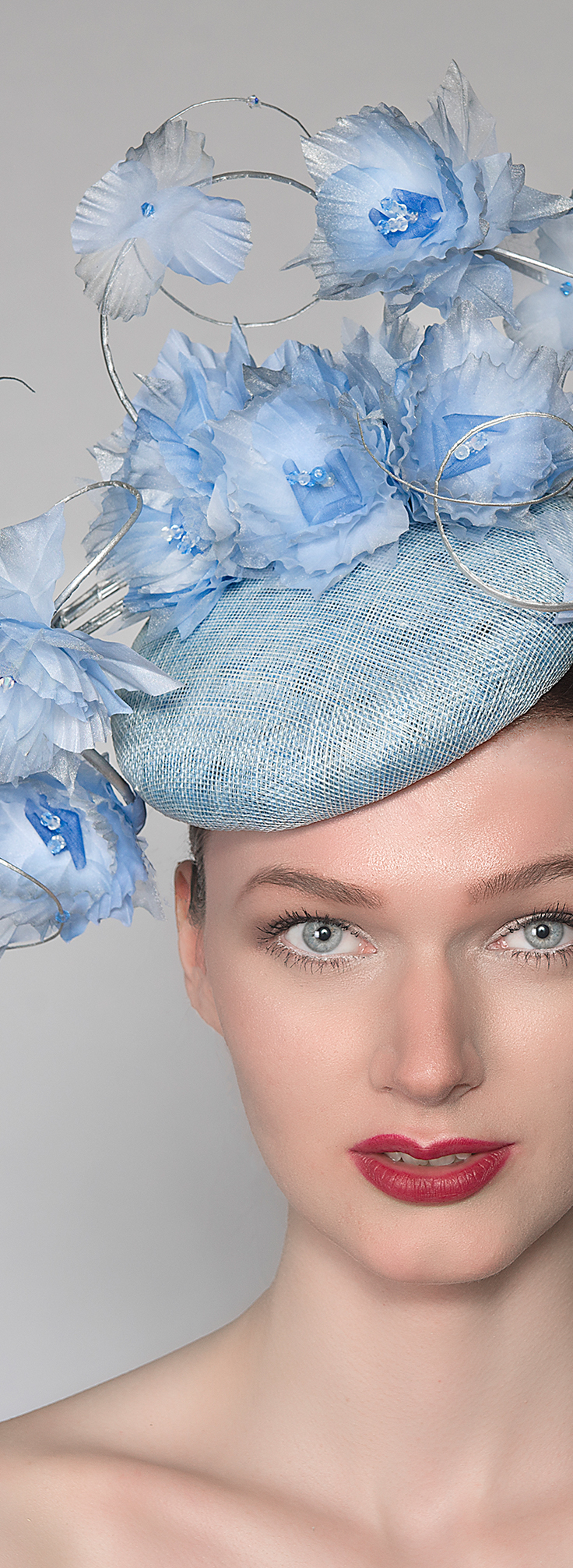 Handmade Designer Hats and Headpieces for Royal Ascot, Kentucky Derby, Dubai World Cup, Melbourne Cup and other Races, Mother of the Bride, or Weddings. Couture Millinery. Amazing Hats. #millinery #bighats #kentuckyderby #fashion #fashionista #ascot #fashiononthefield #fotf #hats #fascinators #fashionaddict #frocktober