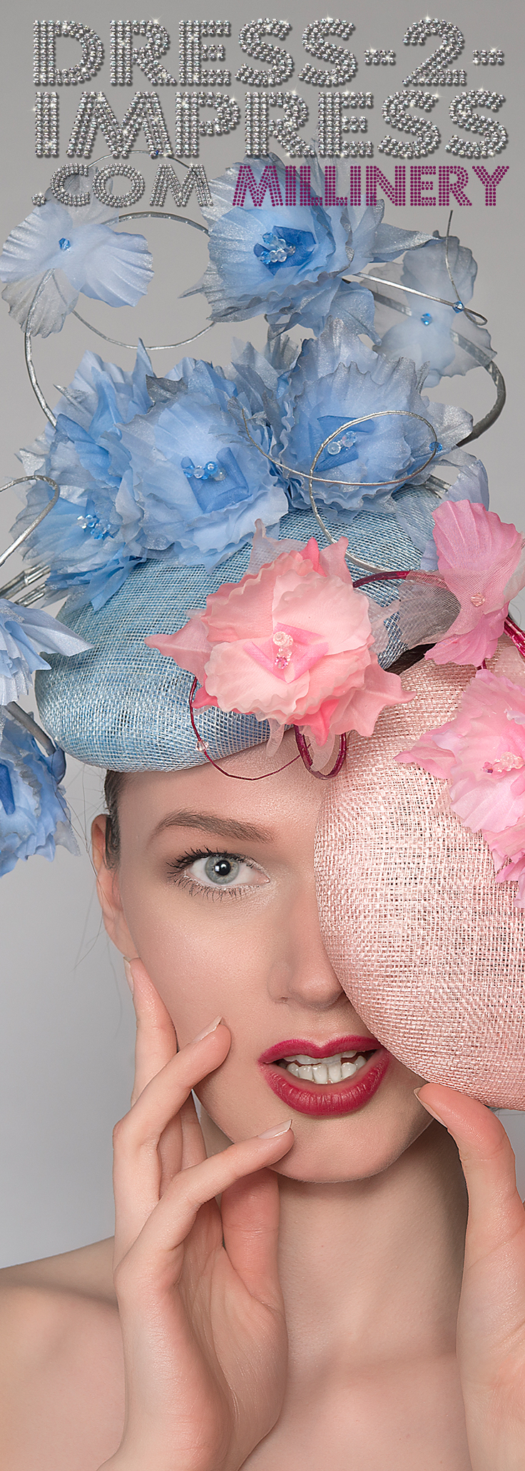 Handmade Designer Hats and Headpieces for Royal Ascot, Kentucky Derby, Dubai World Cup, Melbourne Cup and other Races, Mother of the Bride, or Weddings. Couture Millinery. Amazing Hats. #millinery #bighats #designerwear #fashion #fashionista #royalascot #kentuckyderby #racingfashion #fashiononthefield #hats #fascinators #fashionaddict